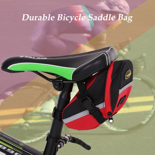Docooler Велоспорт велосипед Saddle Bag сумка держатель Открытый сумка