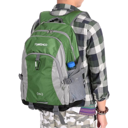 TOMSHOO 35L Outdoor Sport Backpack