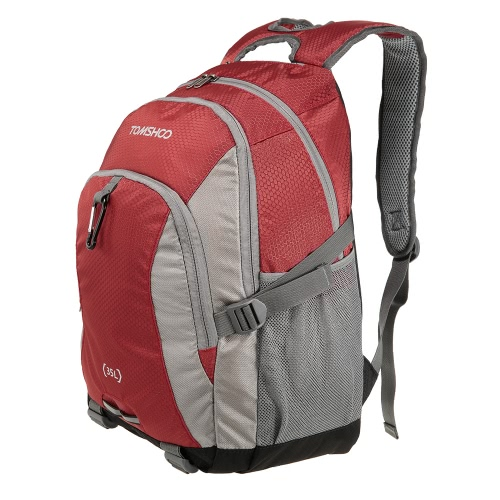Travel Bag TOMSHOO 35L Outdoor Backpack Sport nylon Confezione