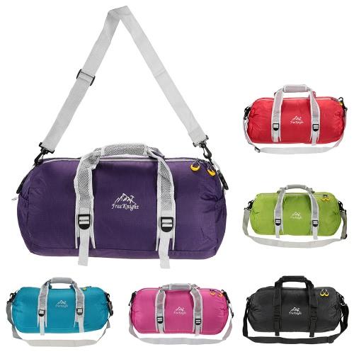 Bolso bolso que viaja poco voluminoso bolso al aire libre ultraligero libre del caballero de gran capacidad de la aptitud de la yo