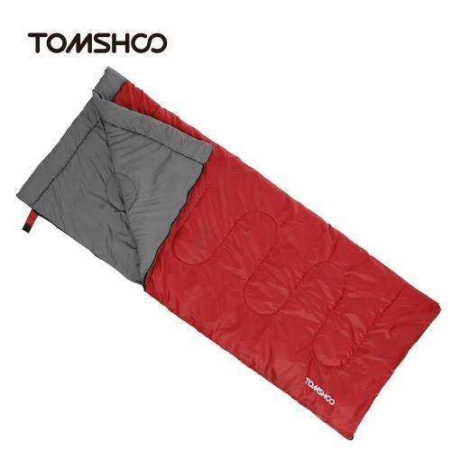 TOMSHOO Adult Outdoor Envelope Sleeping Bag