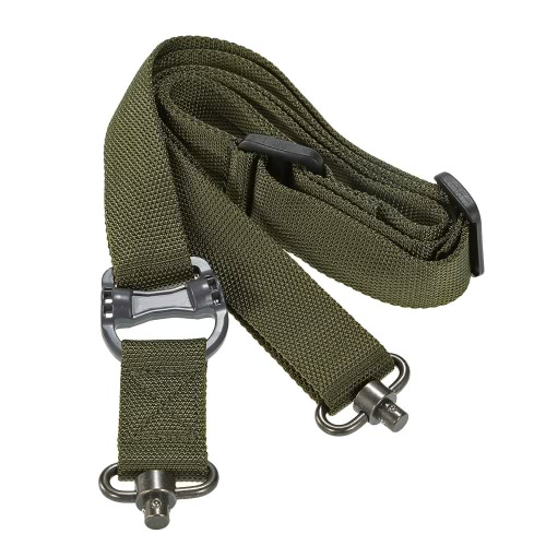 Docooler Two Points QD Series Gun Sling with Length Adjustable Strap outdoor Belt for Military Tactical Safety