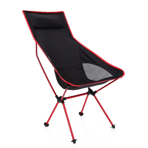 Ultra-Leichtklapp beweglicher im Freien Camping Wandern Angeln Stuhl Lounger Chair