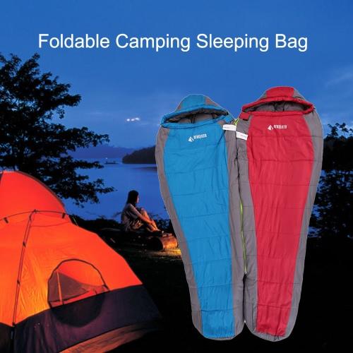 Al aire libre que va de excursión de picnic plegable del aire del saco de dormir Liner