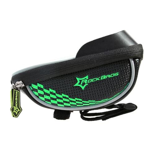 Titolare ROCKBROS antipioggia di guida della bici della bicicletta del manubrio Phone Bag di immagazzinaggio di caso dello schermo in bicicletta Borsa Smartphone Borsa di tocco di GPS bicicletta sacchetto del sacchetto 5 colori