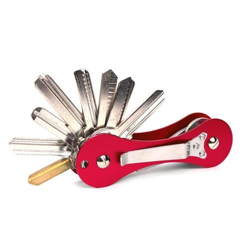 1 Keybone Key Clips Holder Organize Key Bar Folder Case Pocket Key Wallets Travel Kit Smart Key Holder