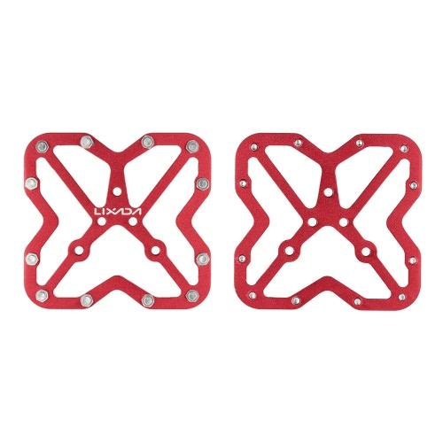Adattatore pedale piattaforma Lixada 1 Coppia universale Clipless per Shimano per Look per Speedplay per Pedali clip-in
