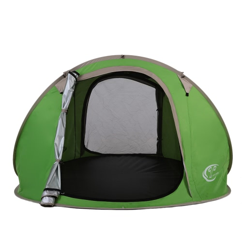 Pop Up Backpacking Camping Wandern Zelt