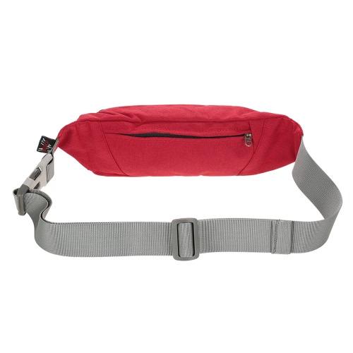 Marsupio AONIJIE pacchetto di Fanny viaggio Pocket Sling petto Holder Borsa a tracolla telefono Esecuzione Cintura con tasche separate Fascia registrabile per allenamento vacanza escursionistica