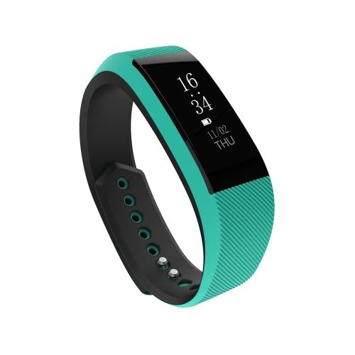 BT Smart Watch Wristwatch Band Bracelet Высококачественный светодиодный шагомер с монитором сердечного ритма Фитнес-трекер