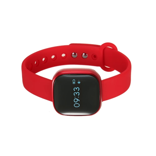 Fitness Activity Tracker Watch Bluetooth Wireless Waterproof Smart Band Wristband
