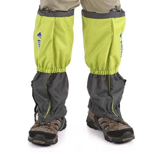 1 paio Neve Gaiters Neve Neve Piedino Boot Cover Strap Outdoor Gaiter per Arrampicata Sci Escursionismo Caccia