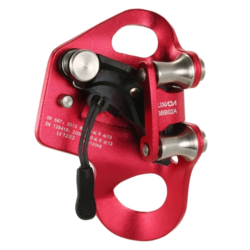Chest Ascender Abdominal for Vertical Rope Rock Climbing Rescue Caving Equip