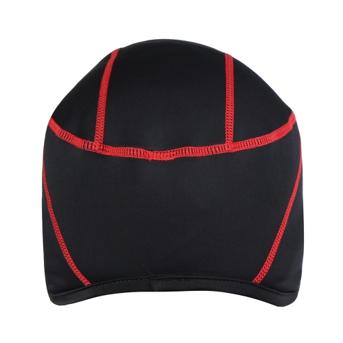 Cappello antivento del cappello del cappello del Beanie di inverno di panno termico invernale sportivo che fa funzionare la bici della bici della bicicletta che cicla la casella del casco