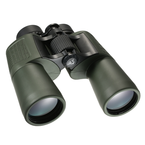 10x50 High Powered Binoculars Outdoor Sport Multi-coated Wide Angle Binoculars Telescope for Hunting Camping Bird Watching Wildlife Observation thumbnail