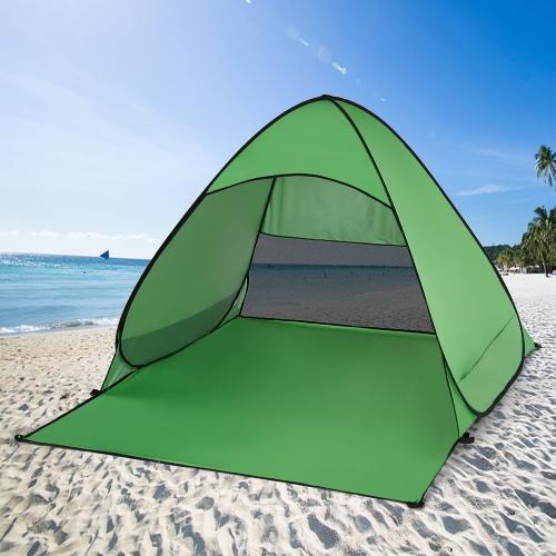 Lixada automatisches sofortiges Pop-up-Strand-Zelt
