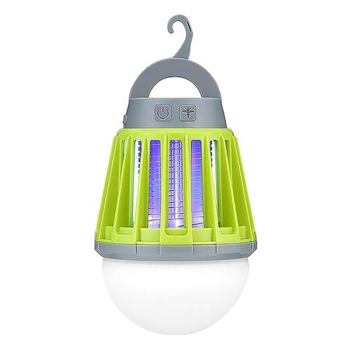 Lámpara portátil del mosquito del photocatalyst de la prenda impermeable de 180 lúmenes