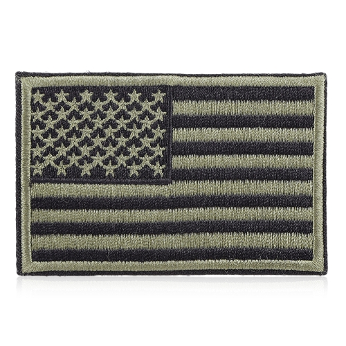 Amerikanische Flagge bestickt Army Badge Armband Patch