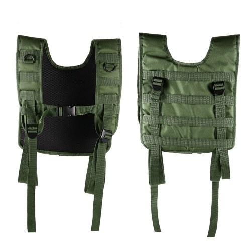 Gilet da caccia per outdoor Oxford Molle Vest Modular Carrier Vest Training CS Gaming Vest Equipment