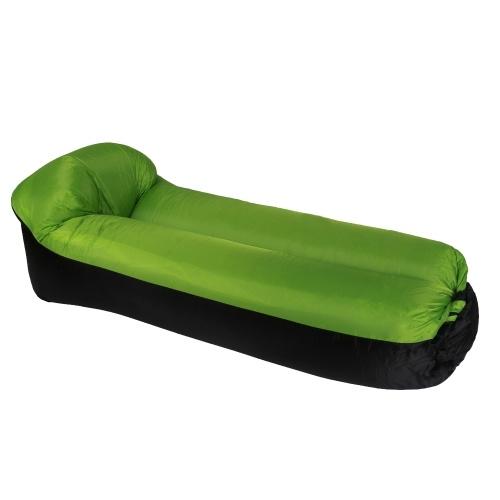 Sofa paresseux gonflable portatif