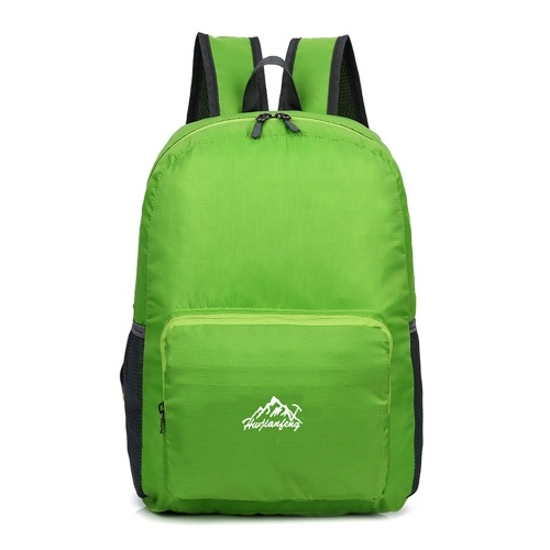 25L Ultra Lightweight Backpack Water Resistant Daypack Foldable Outdoor Bag