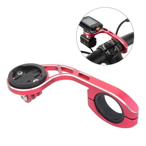 Immagine di Ciclismo Manubrio Computer Mount 31,8mm Computer Mount Ciclismo Manubrio Illuminazione Staffa Camera Holder Adapter