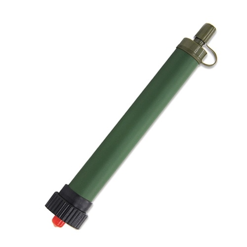 Tragbare Desinfektionswasserfilter Umweltschutz Wasserfilter Clarifier Reiniger Camping Lebensrettende Reinigung Im Freien Saugrohr Mikro Ultrafiltration