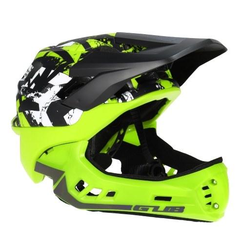 GUB Detachable Full Face Helmet for Child Image