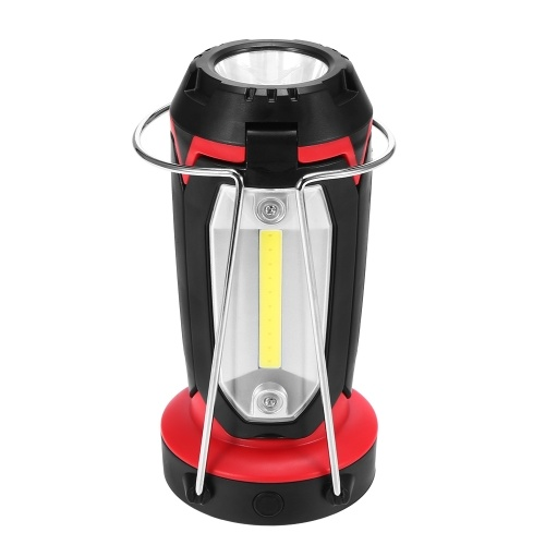 90° Rotating Foldable USB Rechargeable Camping Lamp Light