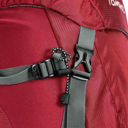 TOMSHOO 45+5L Outdoor Sport Hiking Trekking Camping Travel Backpack Pack Bag