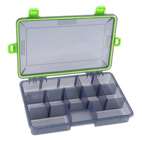 Boîte à pêche étanche à 11 compartiments