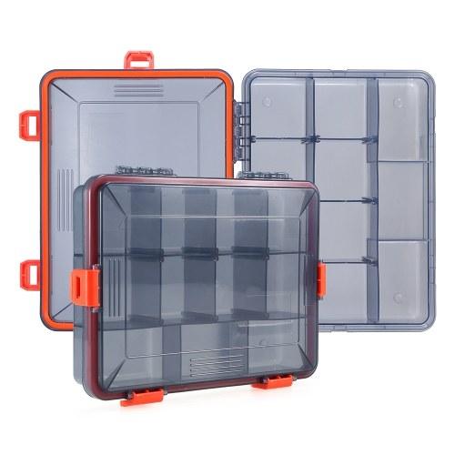 11 Compartments Waterproof Fishing Tackle Box