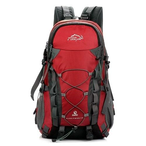 40L Outdoor Hiking Waterproof Men / Women Backpack thumbnail