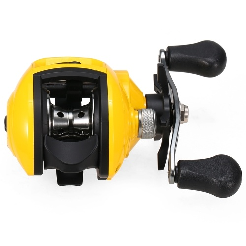 Lightweight High Speed 8.1:1 Gear Ratio Baitcast Fishing Reel