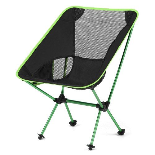 Portable Folding Detachable Camping Slacker Chairs