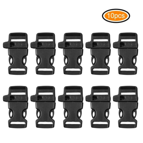 10pcs Outdoor Side Quick Release Plastic Buckles thumbnail