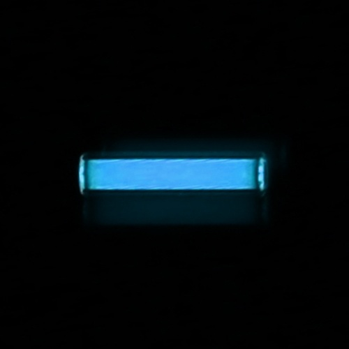 1pc 1,5 * 6mm Tritiumgasrohr