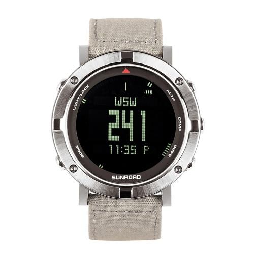 FR923 Мужские напольные цифровые спортивные наручные часы