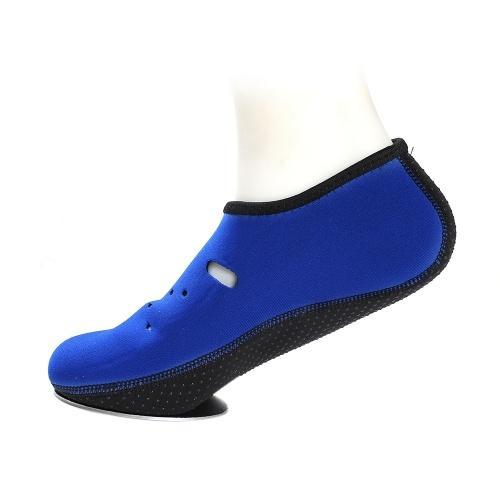 1 paio di scarpe da acqua antiscivolo pantofola quick-dry calze da sub a piedi nudi spiaggia snorkeling nuoto calze da surf