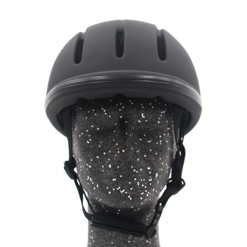 Professionelle Reithelm Einstellbare Größe Half Face Cover Schutzkopfbedeckungen Sichere Ausrüstung