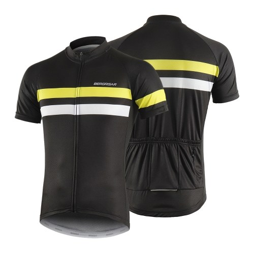 Men Short Sleeve Cycling Jersey Image