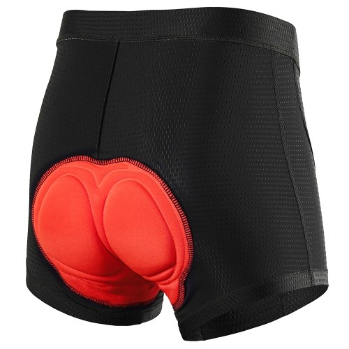 Men Bike Underwear 3D Padded