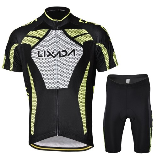 Breathable Cycling Cloth Set