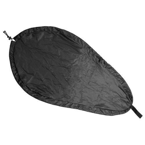Funda transpirable ajustable de protección contra rayos UV para kayak