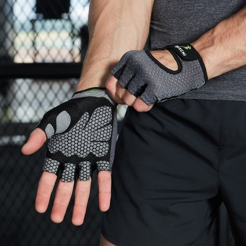 Cycling Gloves Breathable Half Finger Gloves