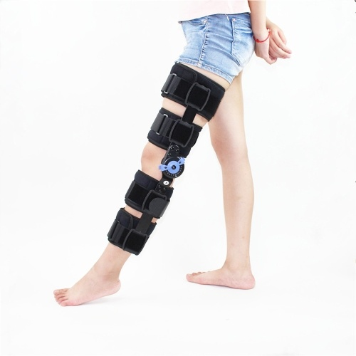 Orthopedic Hinged Knee Brace Support