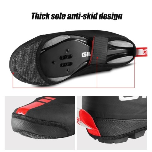 MTB Rode Cycling Thin Mixed Color Smooth Shoe Cover
