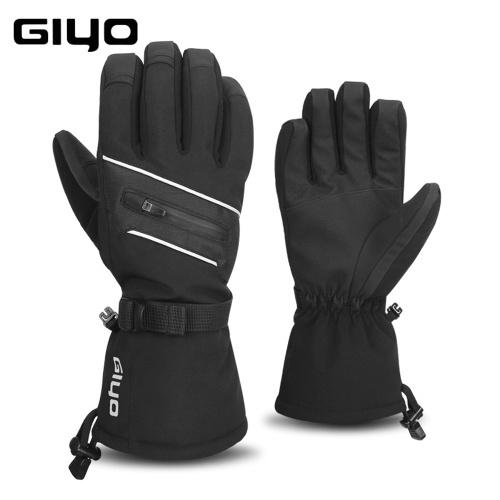 GIYO Portable Winter halten warme Skihandschuhe