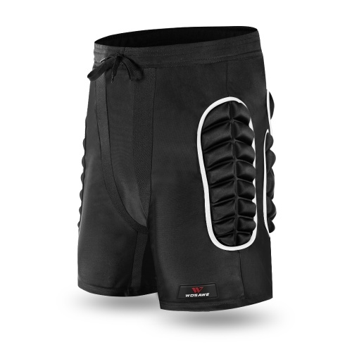 Protection Hip Butt EVA Padded Short Pants