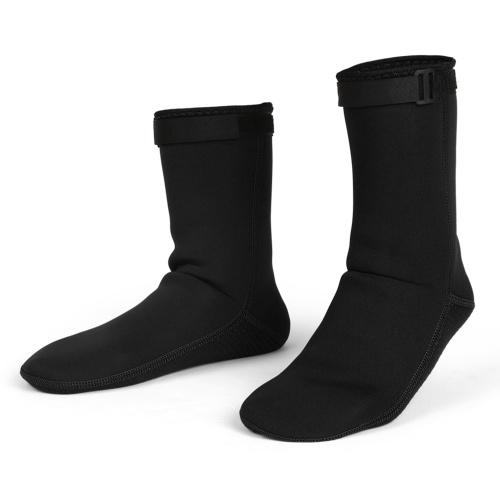 Chaussettes de plongée Chaussettes de natation en néoprène de 3 mm
